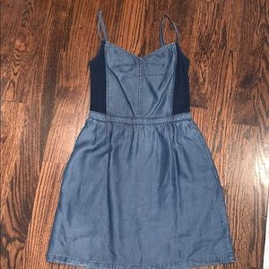 Splendid XS Chambray/Denim Dress